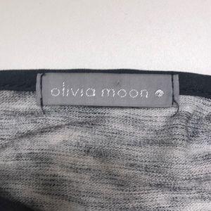 Olivia Moon Tops - Olivia Moon short sleeve blouse